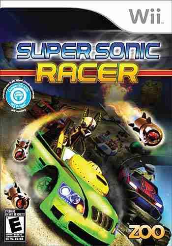 Descargar Supersonic Racer [MULTI5][PAL][iCON] por Torrent